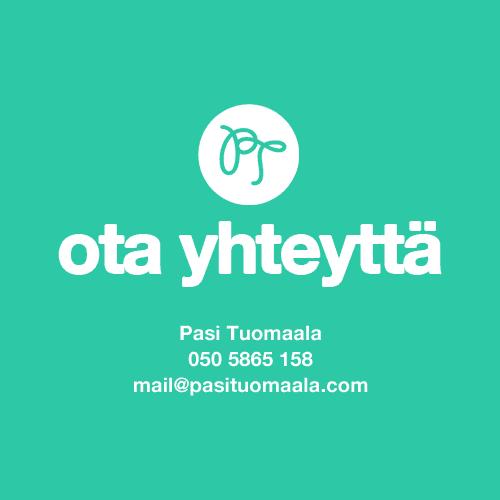 pasituomaala.com - Aloittavan yrittäjän paketti - Ota yhteyttä! (Valmispaketti, Starttipaketti, Paketit)