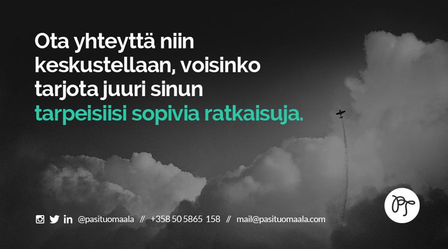 Pasi Tuomaala - graphic designer & Illustrator / graafinen suunnittelija & kuvittaja , Lapua , etelä-pohjanmaa, Ota yhteyttä